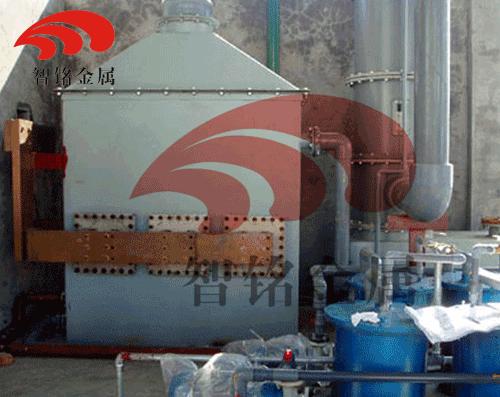 焦化废水处理用钛电极